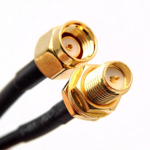 MISECU Wifi antenna extension cable 3 meters long range 2.4G