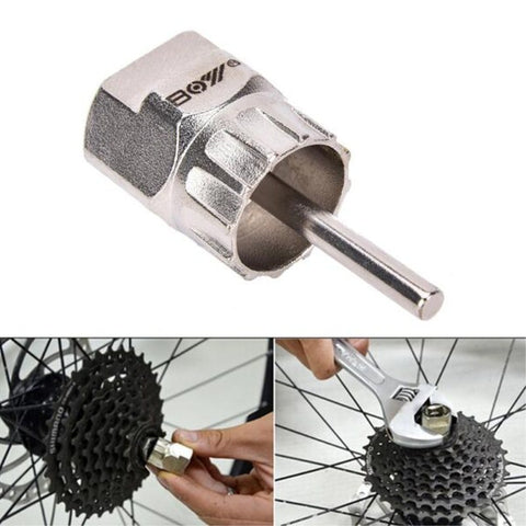 Cycling Repair Freewheel Tools Kit For Shimano Cassette