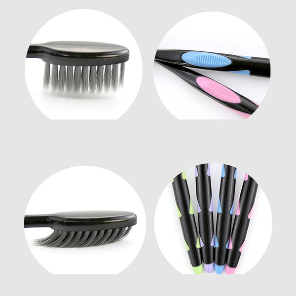 Toothbrush Bamboo Charcoal Oral Tool
