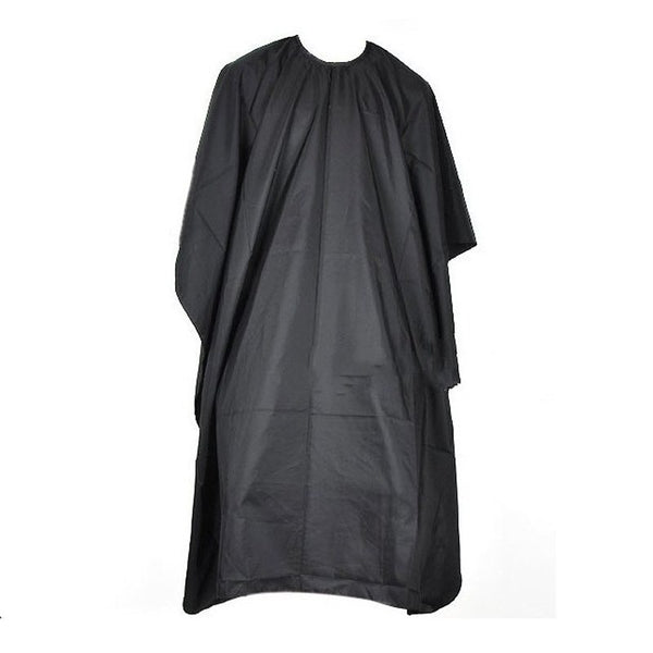 Hairdresser Cape Gown Wrap Black