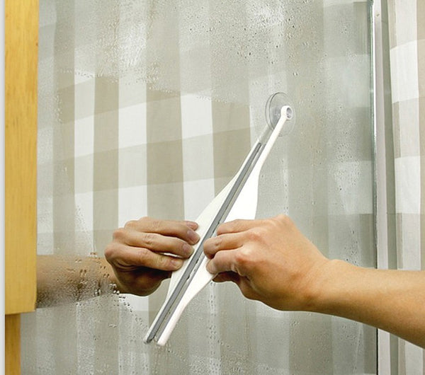 Bathroom Mirror Wiper Glass Accessories Cleaner