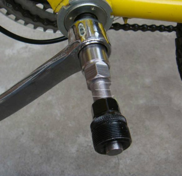 Crank Wheel Puller Pedal Remover for Bicycle