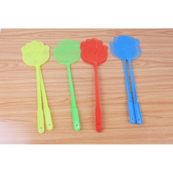 Plastic Fly Swatter Beat Insect Flies Pat Slap Tool Home Anti-mosquito Shoot Fly Pest Control Fly Swatters Dorpshipping