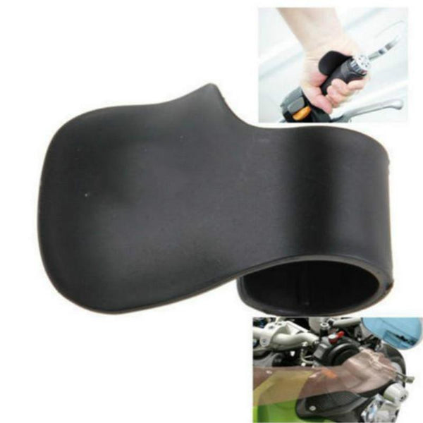 1 Piece Motorcycle Motor Throttle Assist Wrist Rest Cruise Control Grips ABS Universal