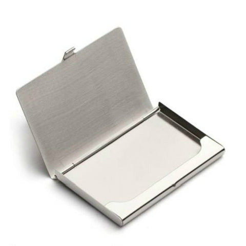 Business Steel Card Holder