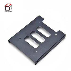 2.5 Inch SSD HDD To 3.5 Inch Metal Mounting Adapter Bracket Dock Hard Drive Holder For PC  Hard Drive Enclosure