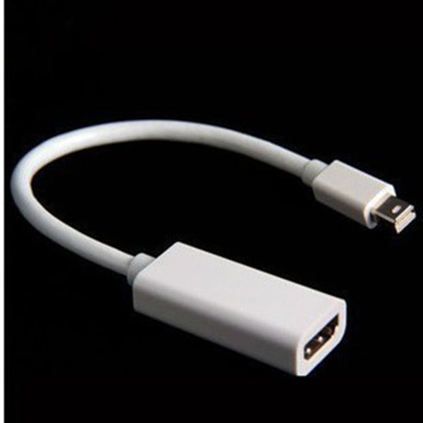 Mini Display Port to HDMI Adapter Cable