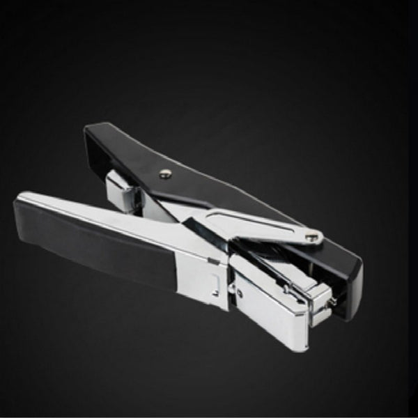 Plier Stapler Manual Metal Hand Stapler with Staples Stapling 20 Sheets Office School  Low Force for Business Commercial
