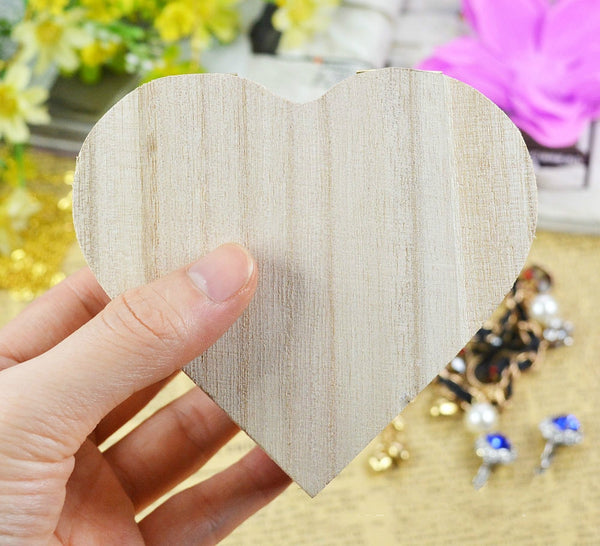 Heart Shape Jewelry Box