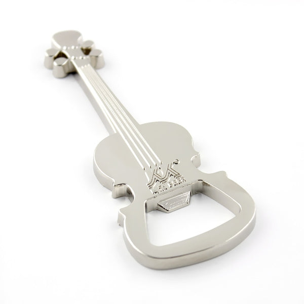 Guitar Key Chains Switch Metal Bottle Opener
