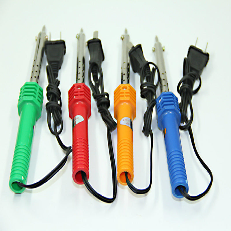 US Plug AC 220V-240V 40W Electric Pencil Welding Tip Soldering Iron