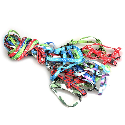Nylon Pet Leash Necklace Rope