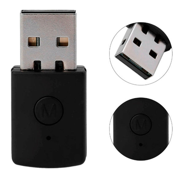 4.0 USB Bluetooth Adapter Receiver for PS4 Controller