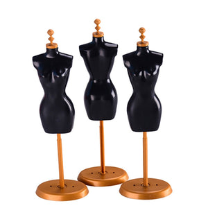 Doll Display Holder Dress Clothes Mannequin Model Stand