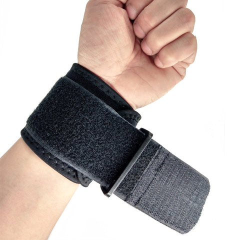 1Piece Hand Wrist Support Brace Strap Adjustable