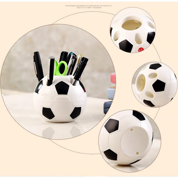 Football Pen Holder Case