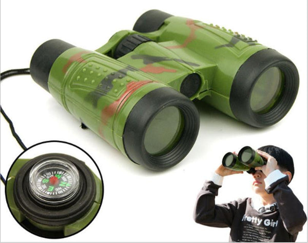 6*30 Binocular Telescope Neck Tie Strap Lens Educational Toys Child