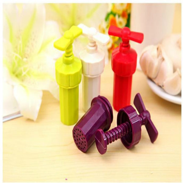 Kitchen Ginger Garlic Manual Press Blenders Peeler