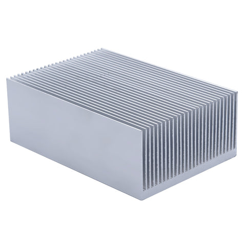 Electronic Radiator Aluminum Heatsink Extruded