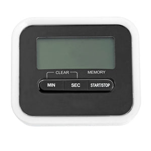 Practical Use Digital Large LCD Display Home Kitchen Timer