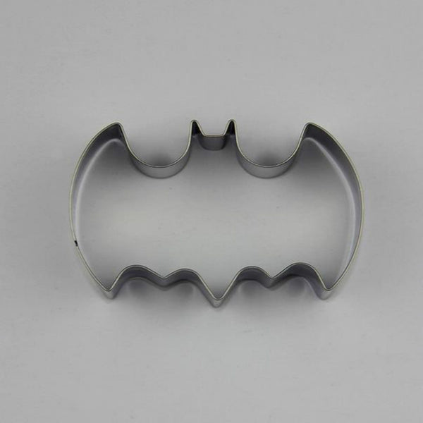 Stainless Steel Batman Fondant Mold Cake