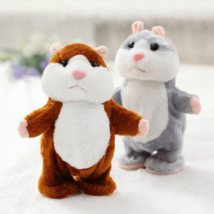 Electric Lovely Talking Hamster  Sound Record  Children's Toys