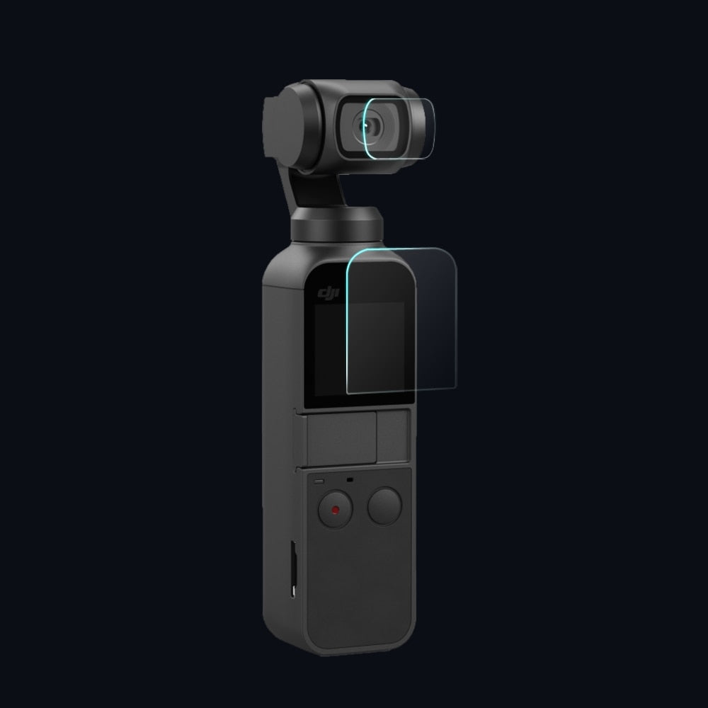 Camera Lens Film for DJI OSMO Pocket