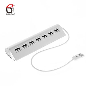 7 Port USB HUB 2.0 Adapter For Desktop & Laptop