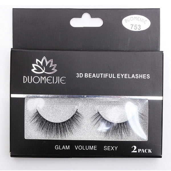 Eye Lash Extension Stereoscopic Curl Thick