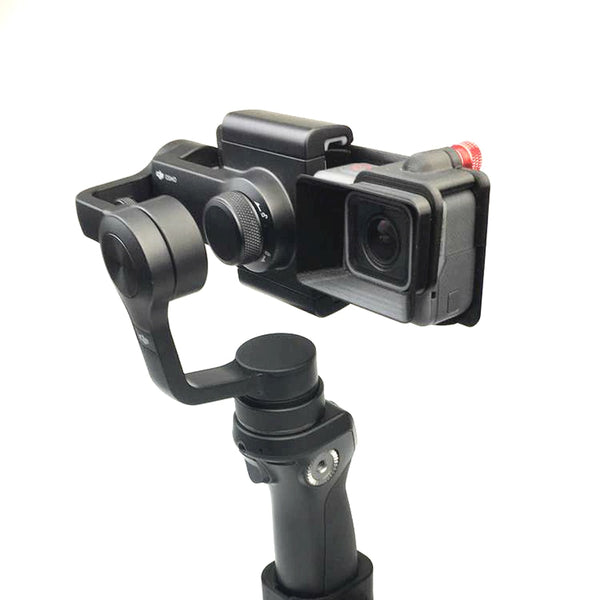 Camera Holding Plate Adapter for GoPro3/3+/4 DJI-LM23 for GoPro 5 DJI-LM24