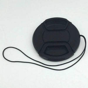 58mm  Cover Camera Len Cover For Canon Nikon Sony Olypums  Fuji Lumix