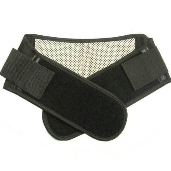 Adjustable Bio-Magnetic Therapy Self-Heating Waist Belt
