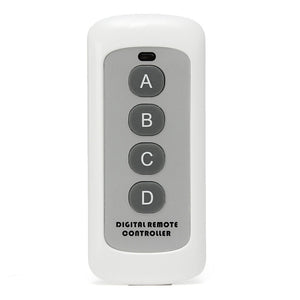 Transmitter Wireless Key for Smart Home Garage Door Opener