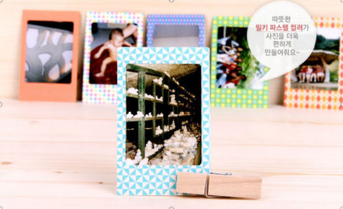 Fujifilm Instax Mini Camera Photo Sheet