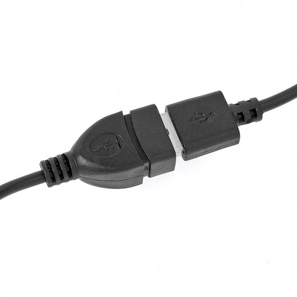 USB 2.0 A Male to A Female Extension Cable