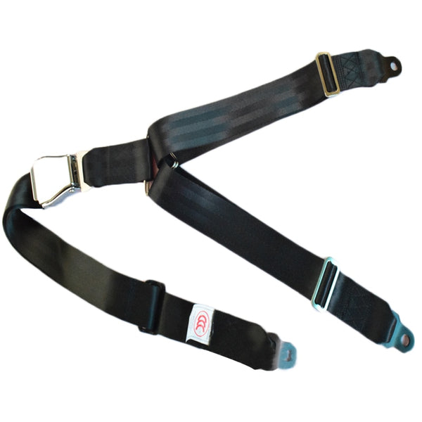 High-quality aircraft three-point Xerox seat belts
