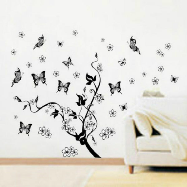 Butterfly Wallpaper Decoration