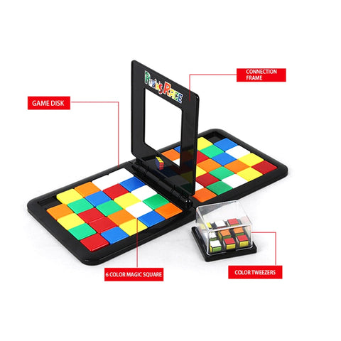 Color Battle Rubik's Cube Parent-child Interactive Sports