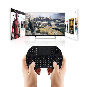 2.4GHz Wireless i8 Touchpad For Android TV PS3