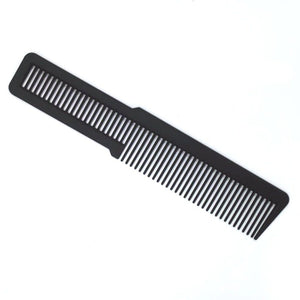 Hairdressing Plastic Hair Clipper Comb