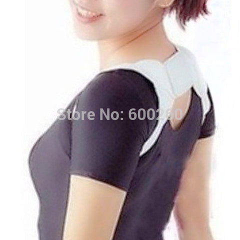 Support Back Belt Yoga Body Posture Corrector Anti Humpback Braces