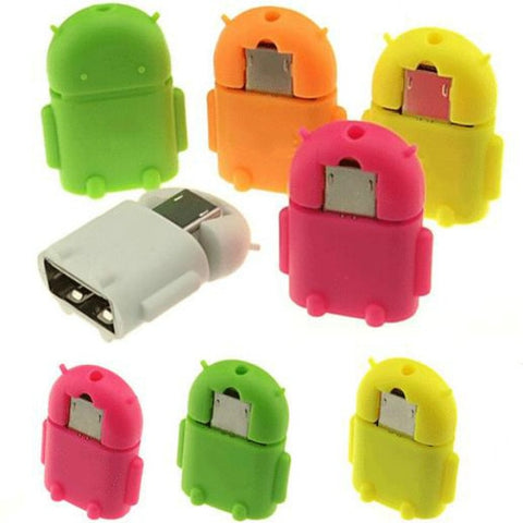 Micro USB to USB OTG adapter for Samsung Galaxy S2/S3/S4