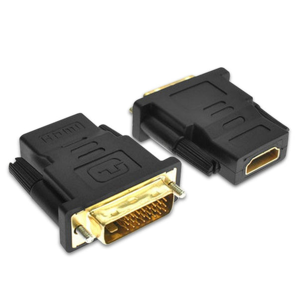 Importer 520 New Gold Plated HDMI-F to DVI-M Video Adaptor Cable