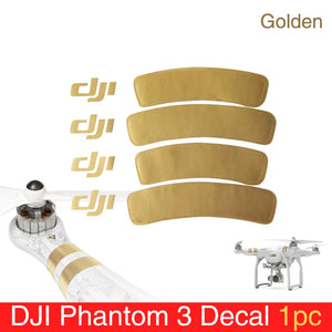 Golden Decal/Arm Sticker For Phantom 1/2/3