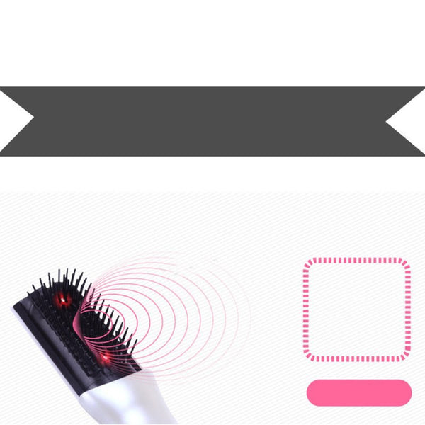 Laser Massage Comb Hair Therapy Tool