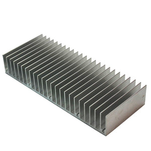 Radiator Aluminum Heatsink Extruded