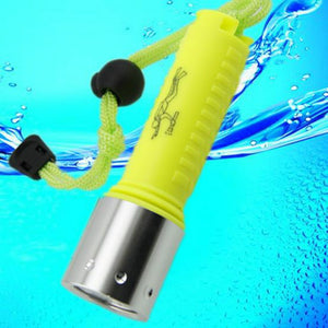 Waterproof Underwater Flashlight