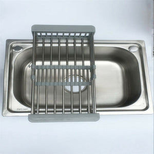 Kitchen Telescopic Drainer Rack