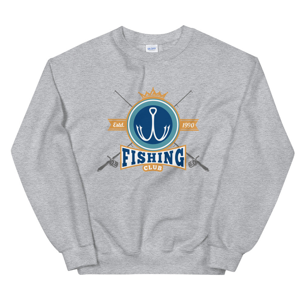 Fishing Club Sweatshirt