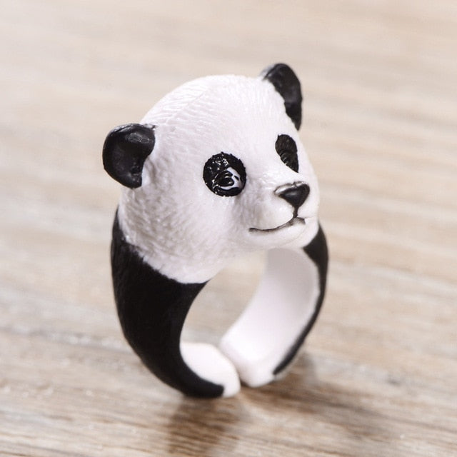 Animals Colored Ring